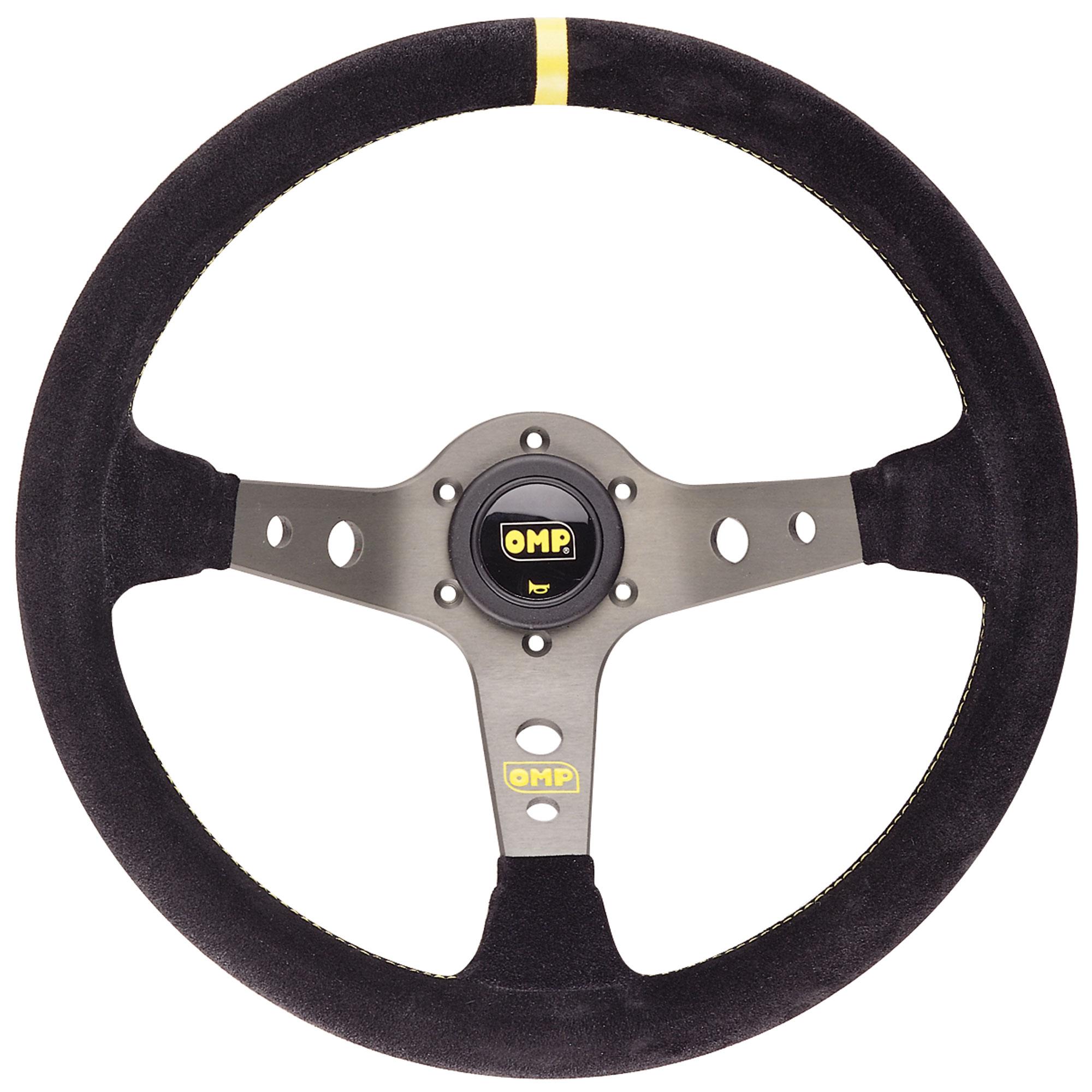 OMP Corsica Race//Racing Car Steering Wheel