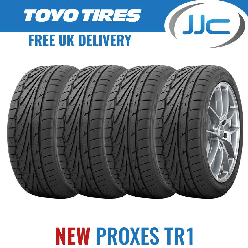 4 x 195//50//15 R15 82V XL TOYO PROXES TR-1 1955015 NUOVE T1-R pneumatici su strada TR1